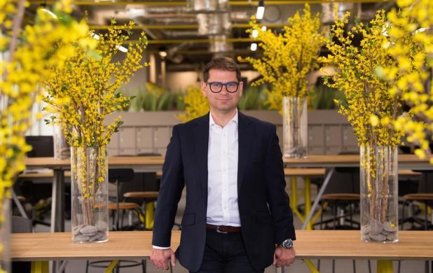 Blockchain: Gilbert Verdian, founder of Quant Network