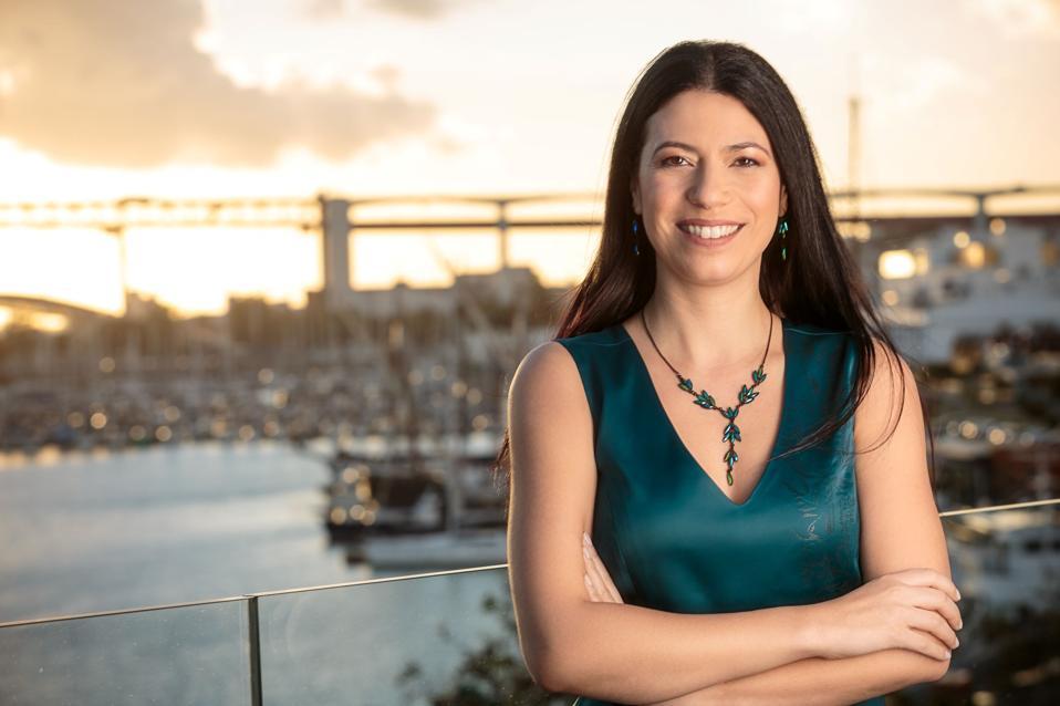 Daniela Braga of DefinedCrowd