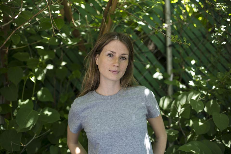 Vicky Serra the founder of Alma Aromatherapy