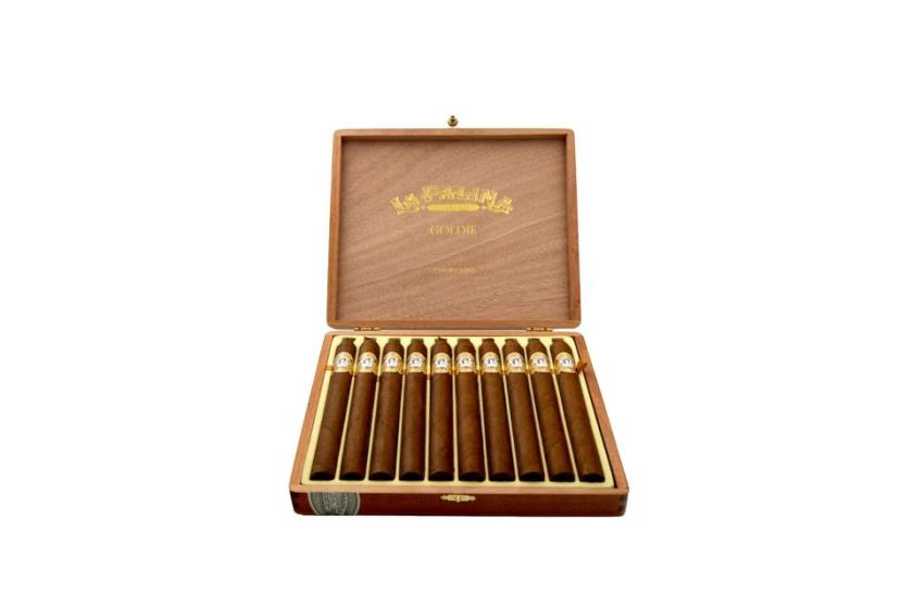 The La Palina Goldie Churchill 2019 is the eighth edition of this annual series.