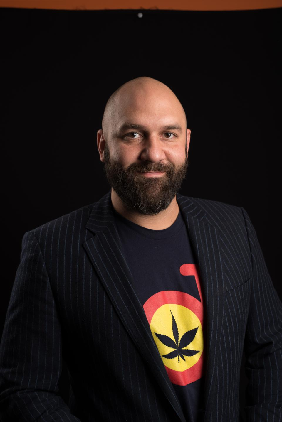 5 Questions - Trek Manzoni of TriGrow/co-founder of DOPE