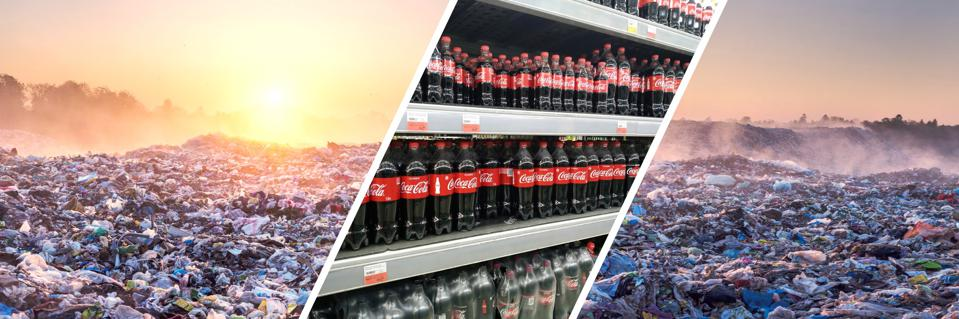 Coke was named largest plastic polluter in the world
