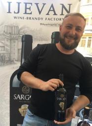 Sargon wine from  Ijevan