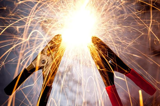 Blockchain: Sparking Jumper Cables