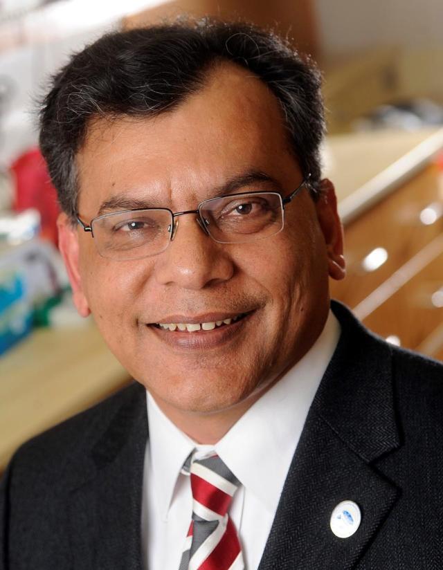 Keshav Singh, Ph.D., cancer geneticist and chief scientific advisor for Yuva Biosciences