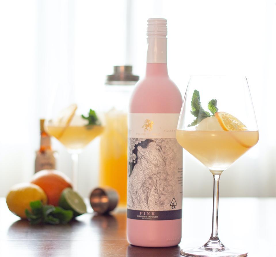 Saka Thanksgiving Cocktail