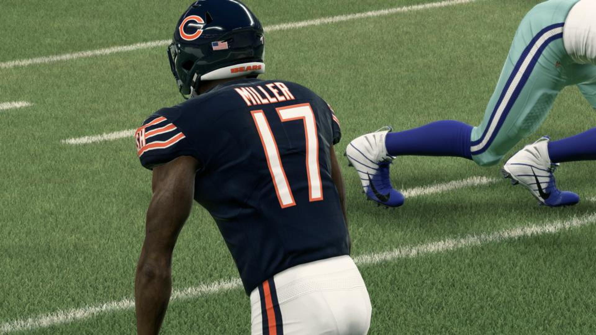 960x0 - Bears' Anthony Miller And Cowboys' Dak Prescott Going In Opposite Directions