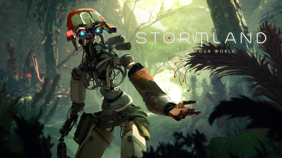 stormland key art