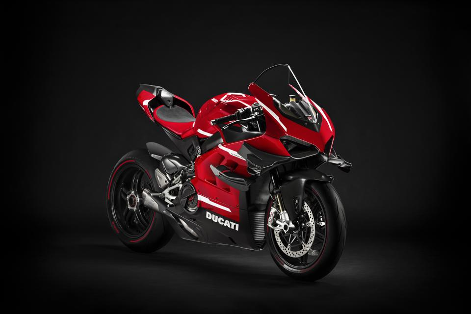 Ducati V4 Superleggera superbike motorcycle