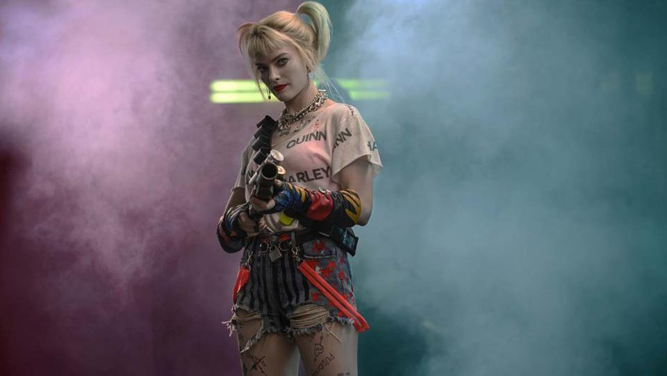 Harley Quinn New look in Suicide Squad 2