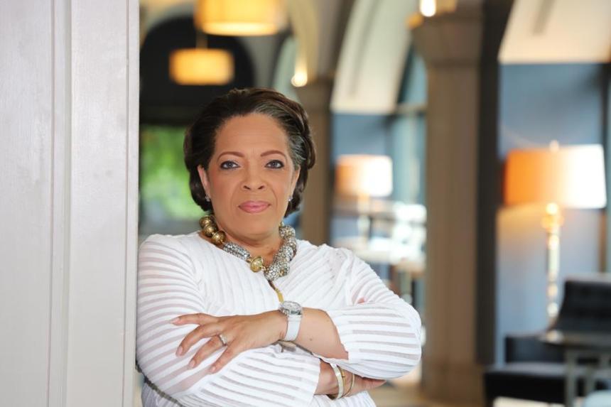 Valerie Irick Rainford