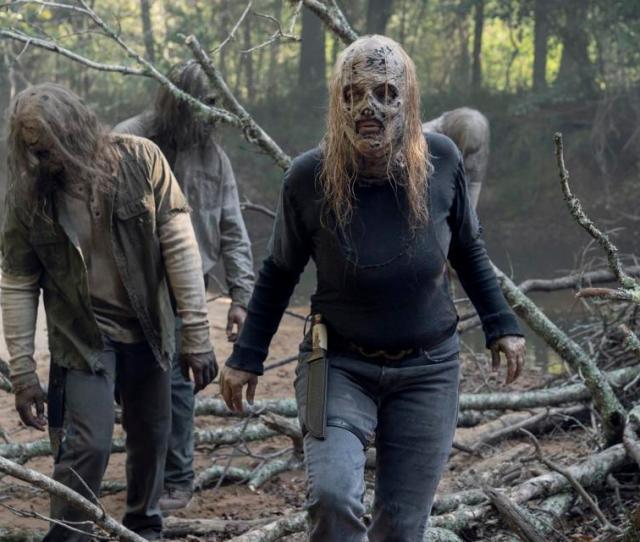 The Walking Dead Season  Recap And Review Stalker