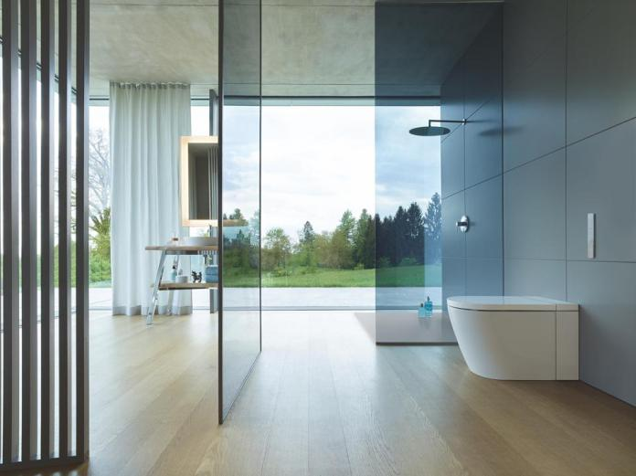 This is a photo of the SensoWash_i_by Duravit.