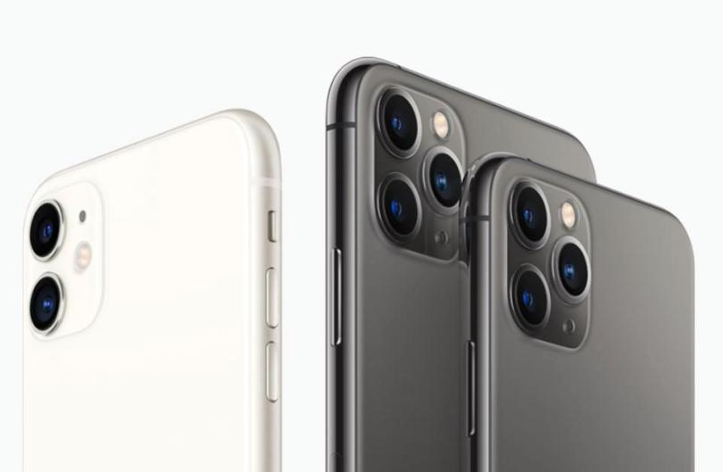 Apple iPhone 11, iPhone 11 Pro, iPhone 11 Pro Max -