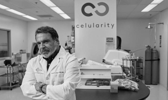 Robert Hariri, founder of Celularity