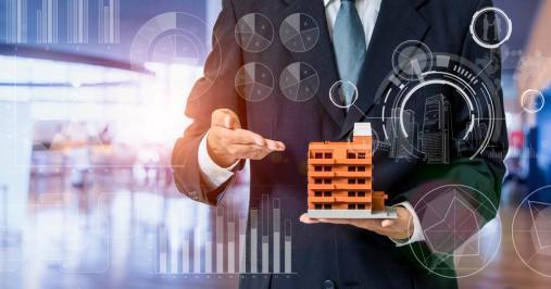 Inspección del concepto de construcción.. Desarrollador de bienes raíces. Construcción resistente a los terremotos.