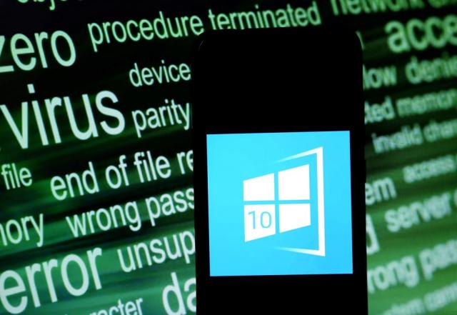 An unpatched Windows vulnerability is being used by attackers right now