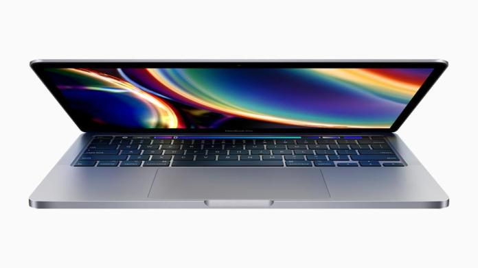 The new 2020 MacBook Pro 13″ from Apple