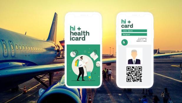 Blockchain: digital health passport