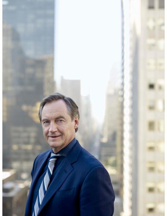 Ruediger Albers, πρόεδρος του Wempe USA
