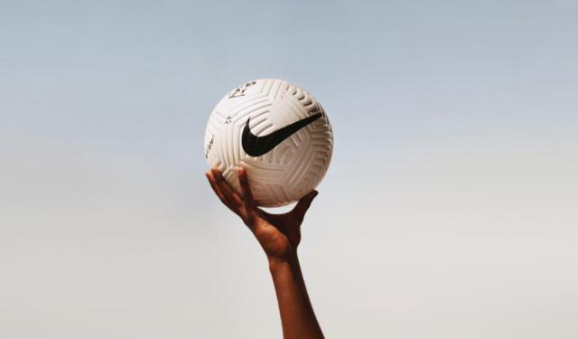 Nike soccer ball Flight