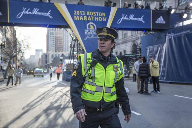 Mark Wahlberg in Peter Berg's 'Patriots Day'