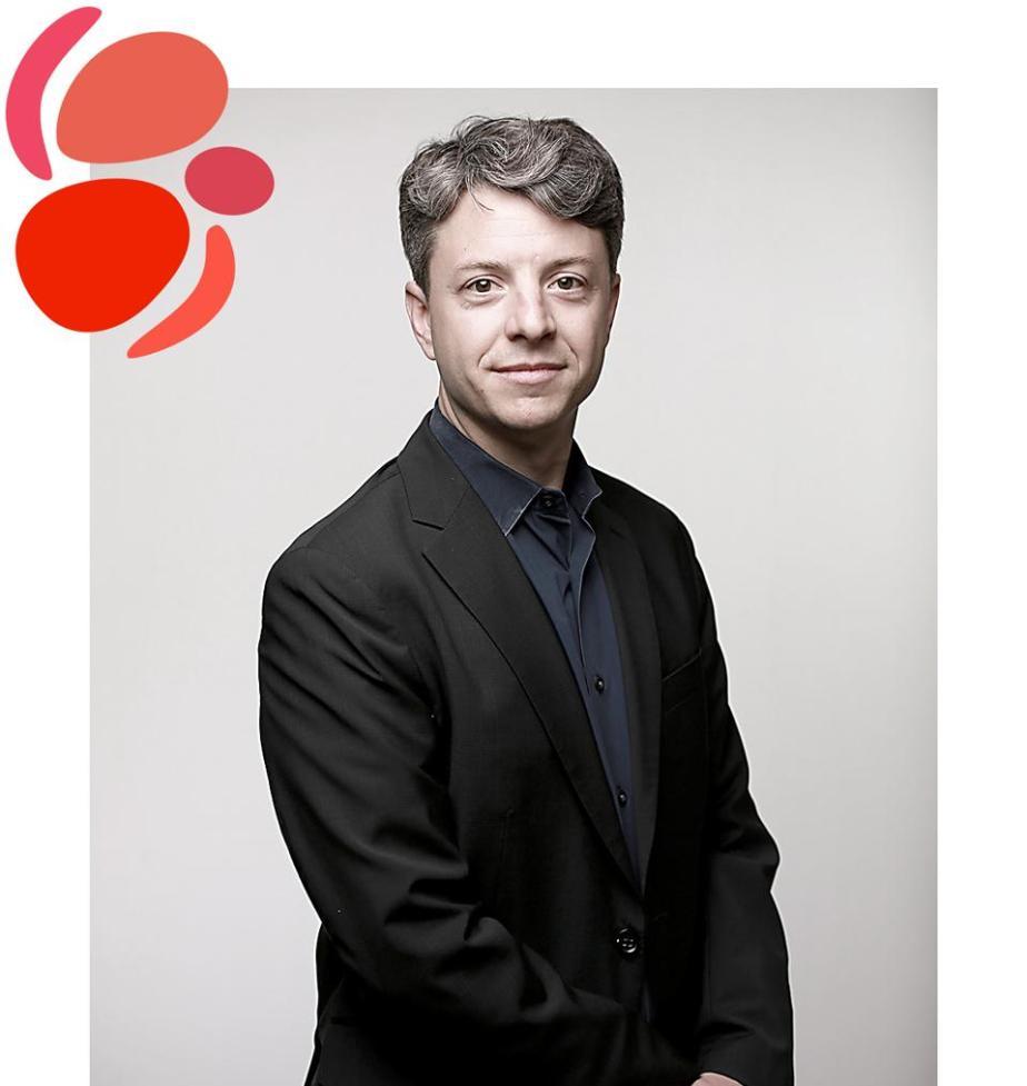 John Evans, CEO of Beam Therapeutics.