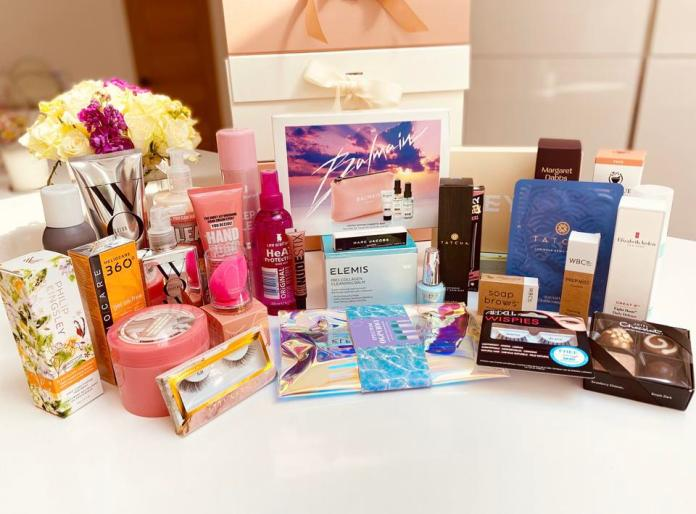 Beauty box by Overly Opulent