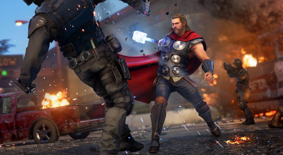 The 'Avengers' Beta Is Great But Here Are Some Fixes It Needs