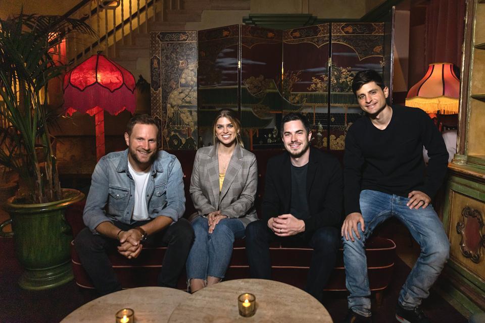 Explorest start-up founders entrepreneurs