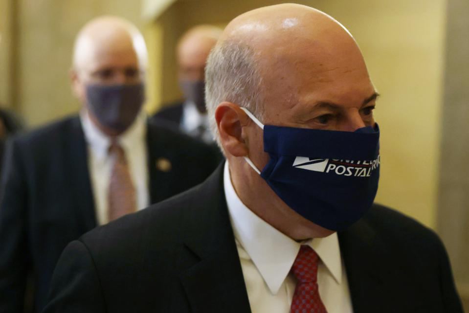 Postmaster General Acknowledges 'Unintended Consequences' Of USPS ...