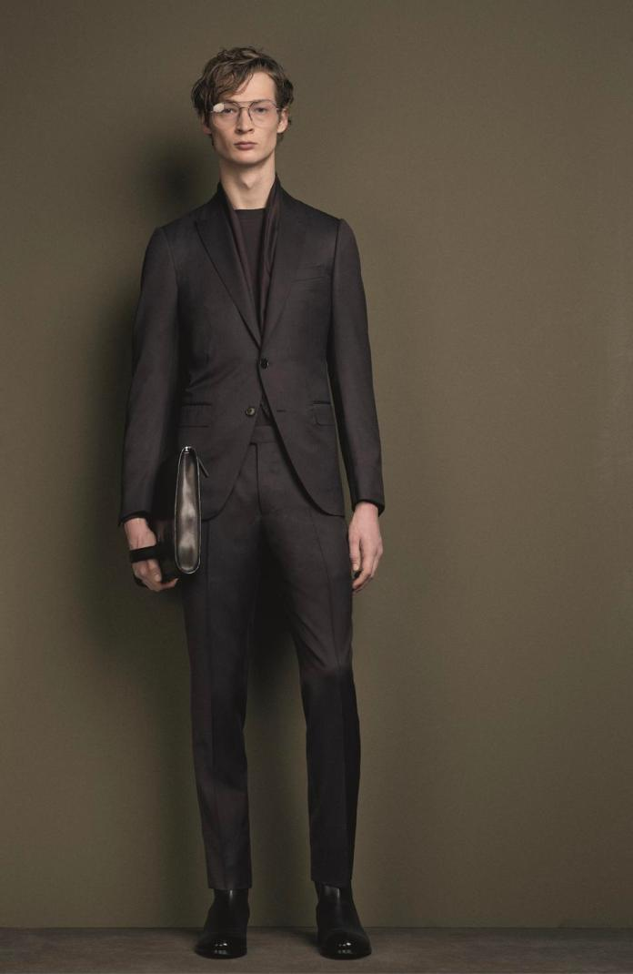 #UseTheExisiting Achill farm suit by Ermenegildo Zegna