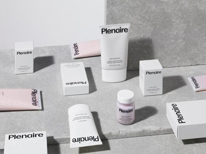 The Plenaire skincare range