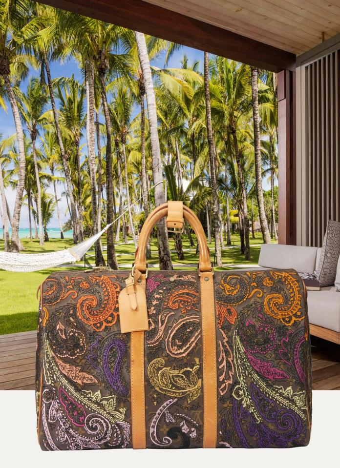 Paisley bag by One&Only