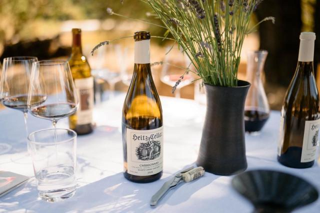 Heitz Cellar Quartz Creek Vineyard Chardonnay