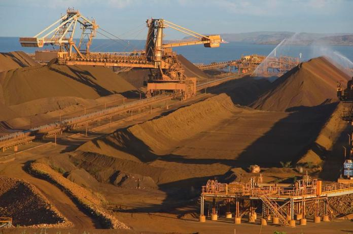 Rio Tinto Mining Announcement