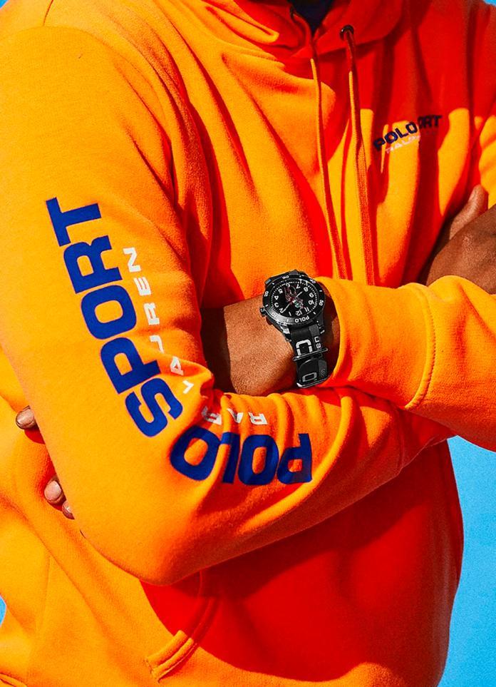Ralph Lauren: The Polo Watch
