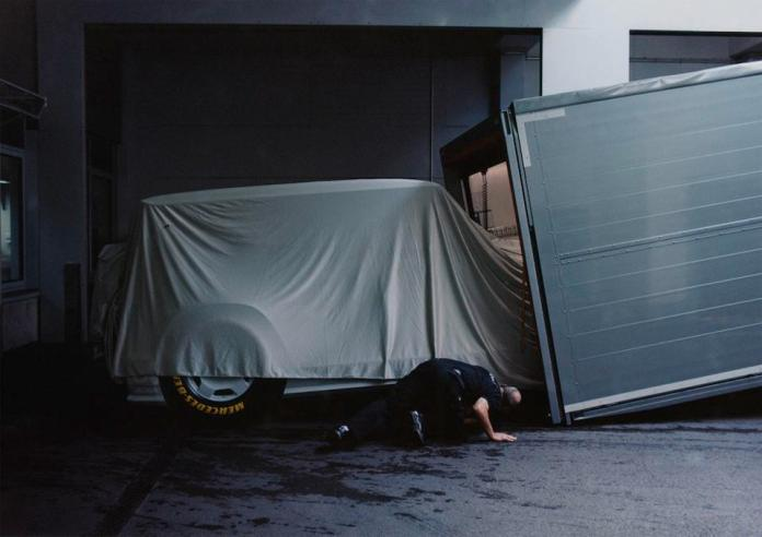 Revealing the Mercedes-Benz Project Geländewagen G-Wagen