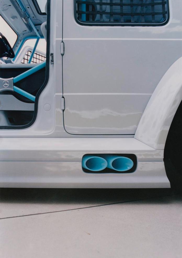 Mercedes-Benz Project Geländewagen G-Wagen by Virgil Abloh and Gorden Wagener