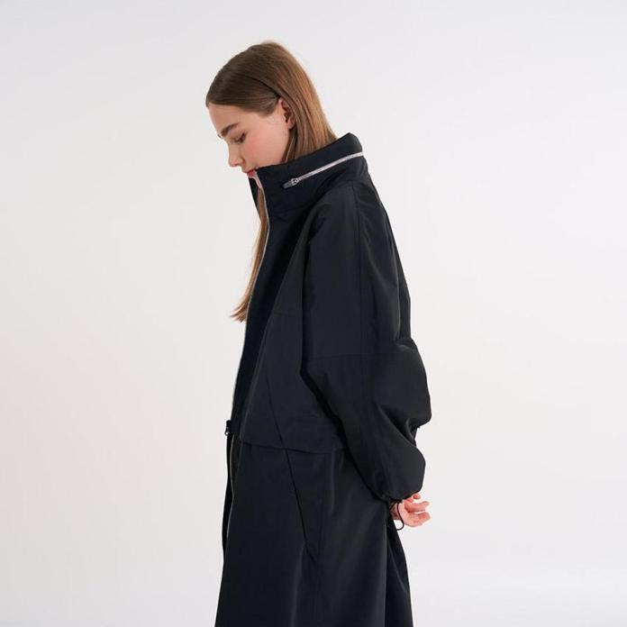 Modular Day Coat by EDIT+