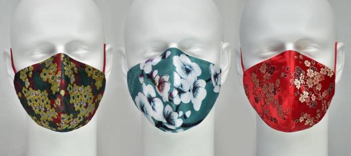 Sakura Masks by BARBA for ArteFino