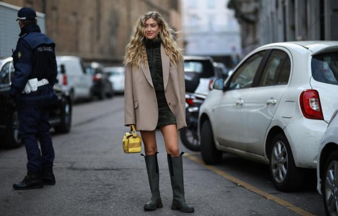 Street Style: February 20th - Milan Fashion Week Fall/Winter 2020-2021