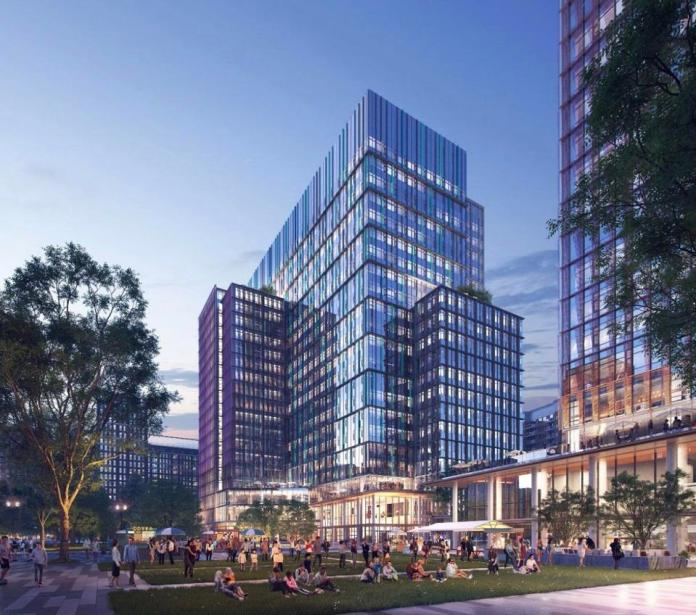 Amazon's HQ2 and Metropolitan Park's proposed final vision