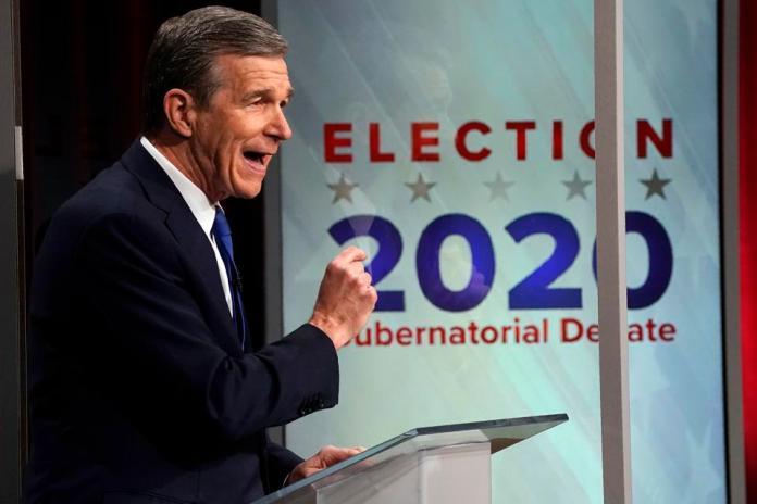 Election 2020 Governor North Carolina