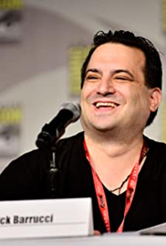 Dynamite Entertainment founder CEO publisher Nick Barrucci at Comic-Con