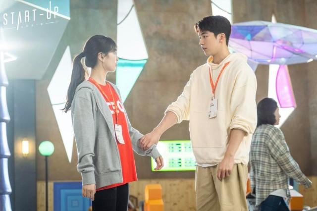 Suzy Bae's character thinks she has been writing to Nam Do-san, played by Nam Joo-hyuk.