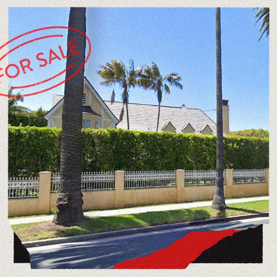 Casa Trump Beverly Hills