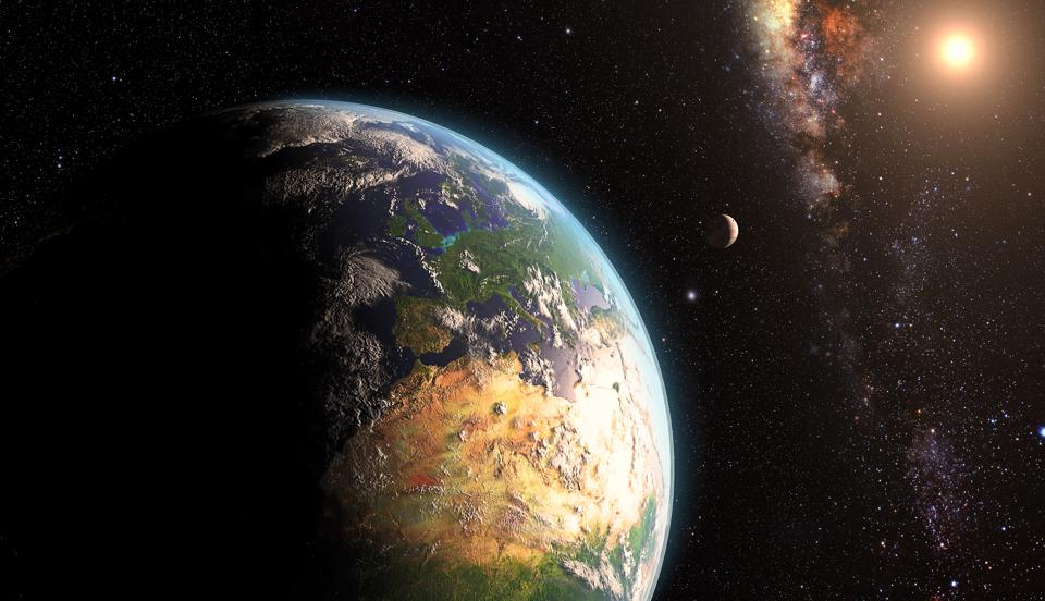 This week, Earth reaches its perihelion, the point at which the Earth is closest to the Sun for the entire year.