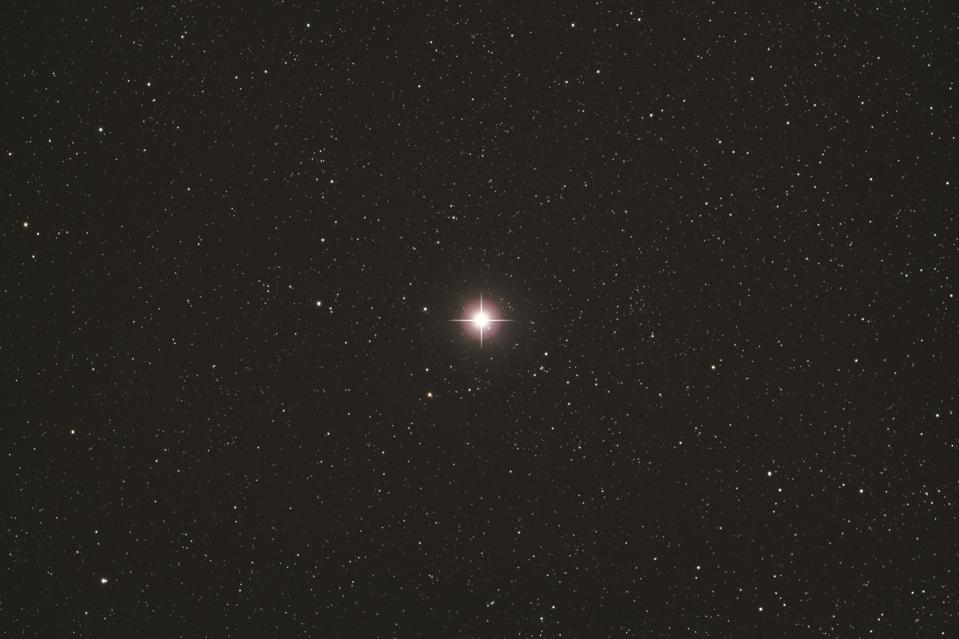 Auriga, the charioteer, is a constellation that rides high in the winter sky. It's brightest star, Capella, is the fourth-brightest star in the northern hemisphere's night sky.
