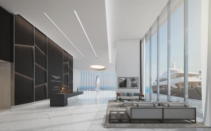 Aston Martin Residences, luxury condo, real estate, downtown Miami, Signature Apartments